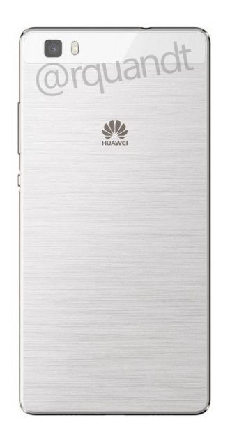 then developed different huawei p8 tudocelular had