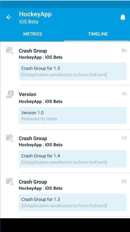 microsoft disponibiliza vers 245 es beta do hockeyapp para android e ios tudocelular