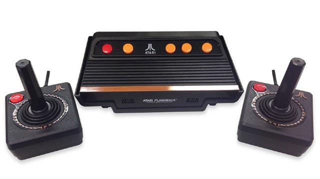 Trailer indica que Atari 2600 pode ser lançado no Brasil