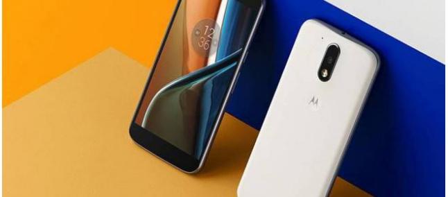 Motorola Anuncia Moto G4 Play Com Tela De 5 Polegadas E