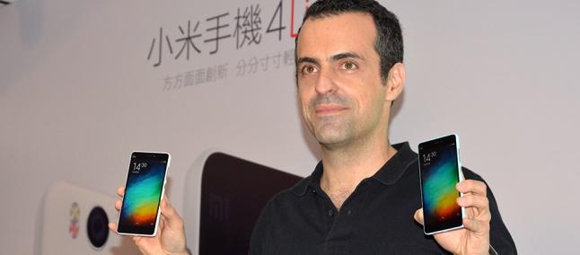 Hugo Barra saiu da Xiaomi para entrar no Facebook, liderando a Oculus