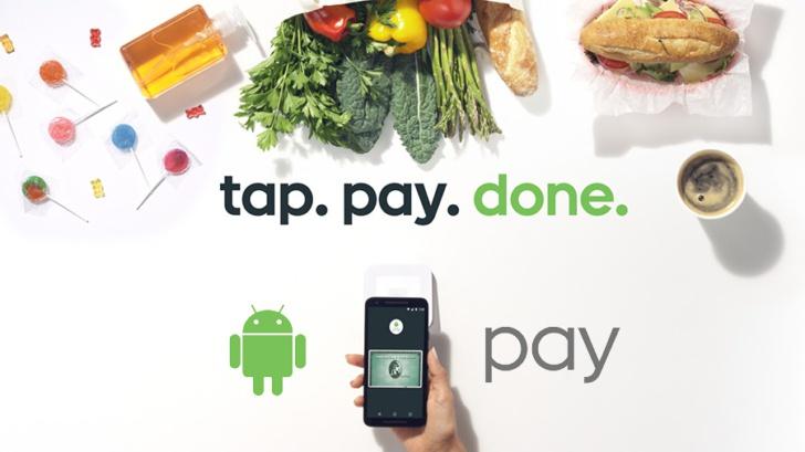 Google enviou os convites: Android Pay já tem data para chegar ao Brasil