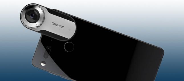 Pai Do Android Oficializa O Smartphone Essential, Com Poder E Design  Impressionantes Part 68