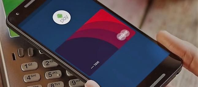 Alguns usuários brasileiros já começam a receber Android Pay antes do esperado